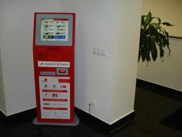 Как оплатить через терминал Триколор ТВ