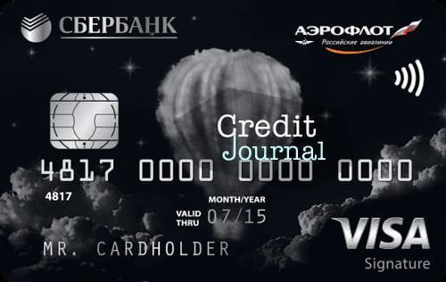 Банки-партнеры Аэрофлота по кредитной карте