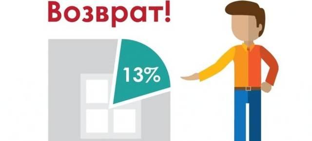 Как вернуть 13 процентов от покупки квартиры: процедура