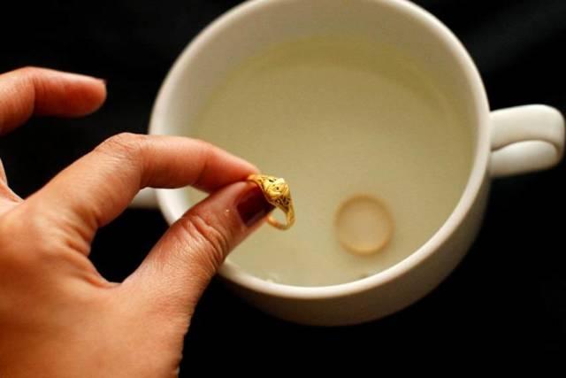 Как определить - золото или нет в домашних условиях