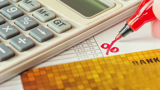 Как начисляются проценты по кредитной карте
