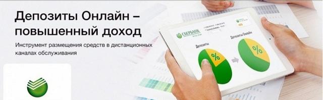 Вклады Сбербанка под проценты (калькулятор Сбербанк)