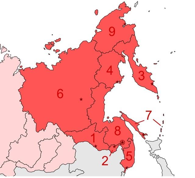 Дальневосточный гектар: карта участков, условия получения