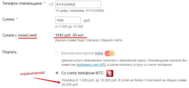 Инструкция как снять деньги с телефона МТС наличными