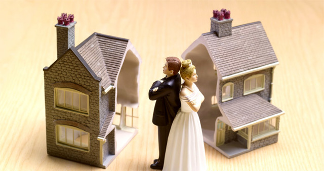 Как делятся кредиты при разводе между супругами