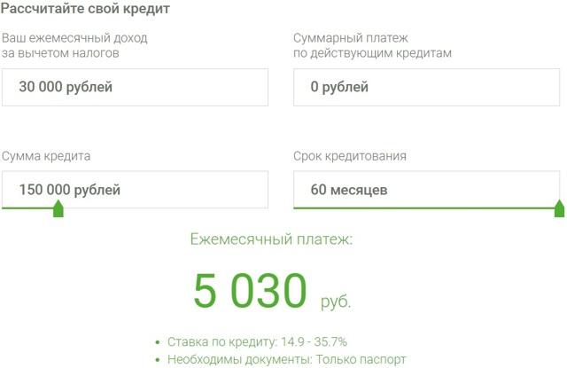 Как оплатить кредит ОТП банка онлайн