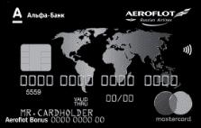 Альфа банк: мили Аэрофлот бонус