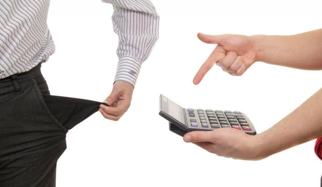 Взыскания судебных приставов долгов физических лиц