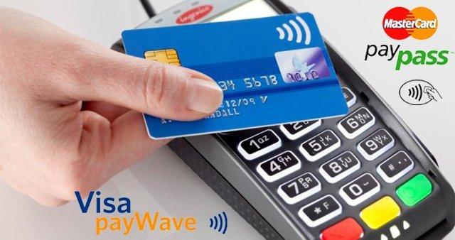 paywave - что это, отличия от paypass