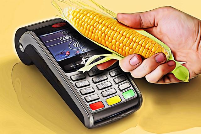 Как закрыть карту Кукуруза