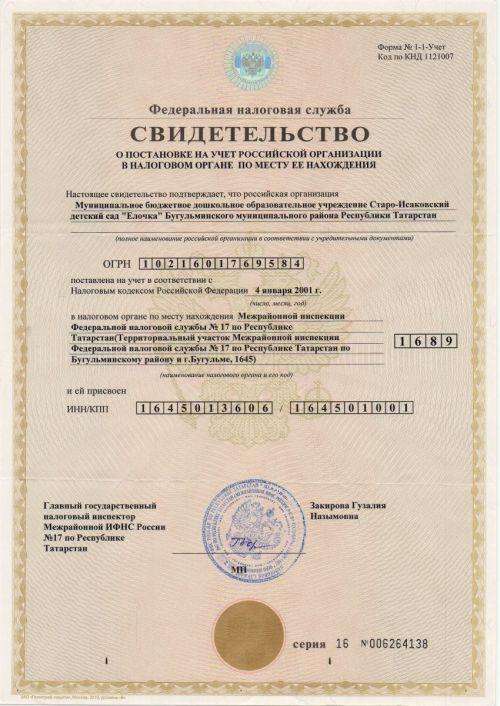 Как узнать ИНН по паспорту