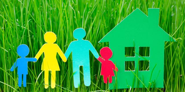Акт о совместном проживании от соседей: бланк и образец