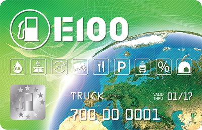 Топливные карты е100: личный кабинет