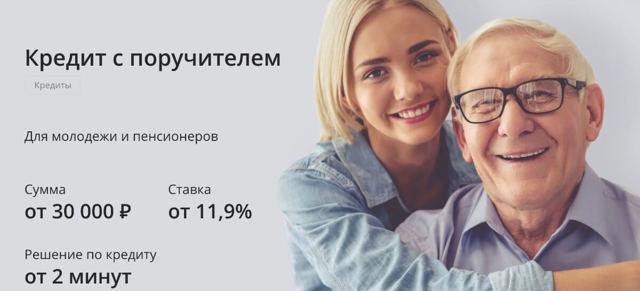 Предложения по кредитам Сбербанка