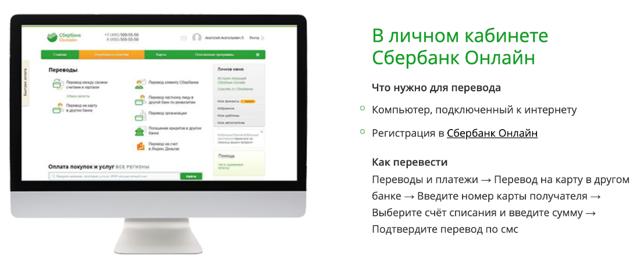 Как правильно сделать мобильный перевод через Сбербанк