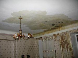 Что делать, если затопили соседи сверху