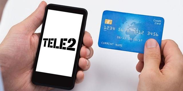 Перевести деньги с ТЕЛЕ2 на карту Сбербанка