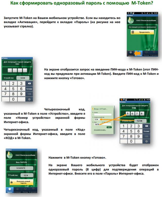 Россельхозбанк: как узнать баланс карты через смс