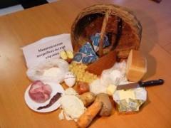 Минимальный набор продуктов питания в потребительской корзине