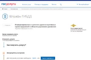 Оплата штрафов ГИБДД без комиссии через интернет