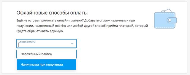 Интернет-магазин: оплата картой покупок в интернете